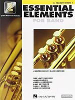 Essential Elements 2000: Comprehensive Band Method: B Flat Trumpet Book 1 By Tim