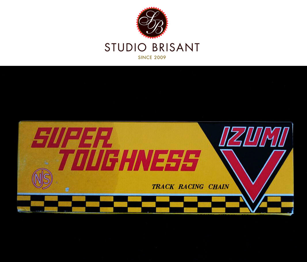 Izumi Kette Chain Super Toughness - NJS Fixed-Gear 1 2 x 1 8 x 106