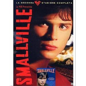DVD-Smallville-2-Cofanetto-La-seconda-serie-completa-NUOVO-ITALIANO