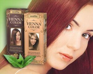 2xPACKS-Venita-Coloring-cream-Henna-Color-Herbal-hair-tint-Temporary-No-Ammonia