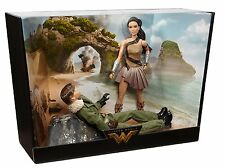 Barbie Wonder Woman Paradise Island Giftset, 2-Pack