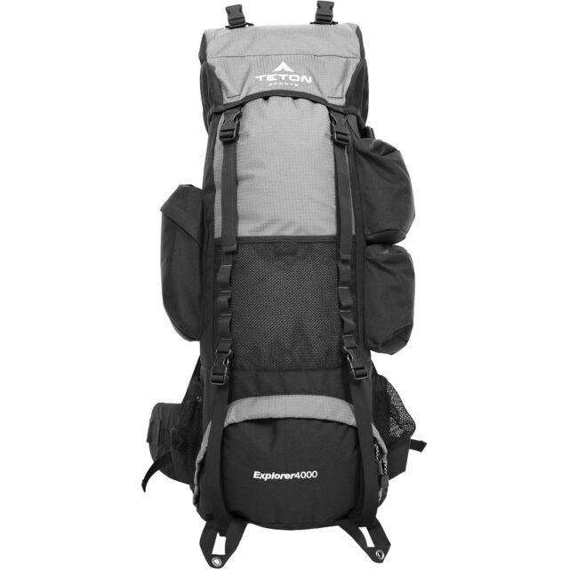 TETON Sports Explorer4000 Internal Frame Backpack for sale online  1d4d677e7862e