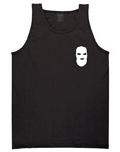 5051794dc4cda6 Kings Of NY Ski Mask Chest Tank Top T-Shirt tshirt Robber Crook