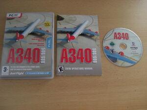 A340-500-600-pc-dvd-add-on-Microsoft-flight-simulator-sim-2004-x-FS2004-fsx