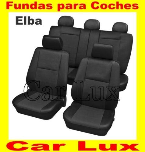 FUNDAS coche FUNDAS ASIENTOS FORD en POLI PIEL con y sin AIRBAGS lateral ELBA