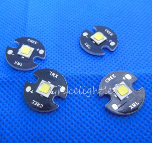 Cree XM-L2 XML2 U3 Bin 10W 1260Lm LED bead Warm White with 16mm Round Base