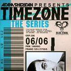 Timezone the Series by Adam Sheridan (CD, Nov-2010)