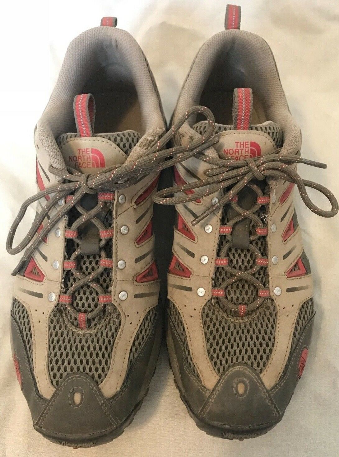 The North Face Women's Vibram Hiking Trail shoes Sneakers Size 9.5