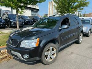 2008 Pontiac Torrent LEATHER | SUNROOF | NO ACCIDENTS |