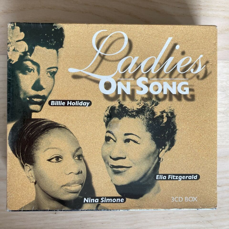 Billie Holiday, Ella FItzgerald, Nina Simone: Ladies On