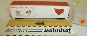 Candide Bbvx 21481 Happy Valentine Day 50' S/d Box Life Like N 1:160 # = 09 å-afficher Le Titre D'origine
