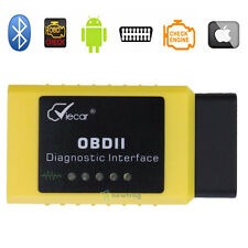 ELM327 OBD2 V1.5 Bluetooth Car Diagnostic Scanner Android Torque Auto Scan Tool
