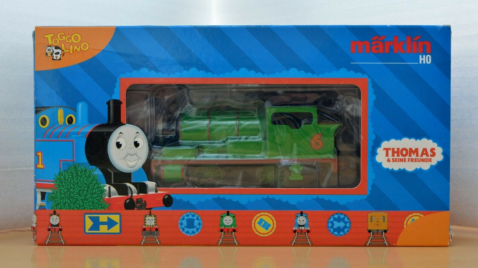 Märklin HO OO 36121  Percy  Steam Locomotive from Thomas And Friends
