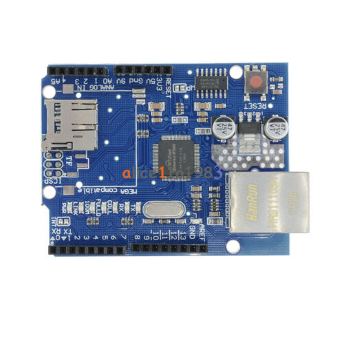 Ethernet Shield W5100 Atmega2560-16AU Mega2560 UNO R3 CH340G Board