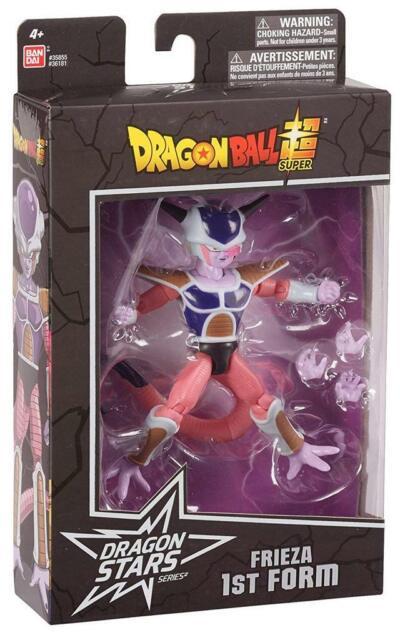 Dragon Stars Series Dragon Ball Super  - 1st Form Frieza Action Figure