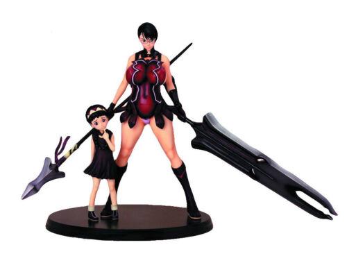 Queen/'s Blade Weapon Merchant Cattleya Suke Suke Version PVC Figure
