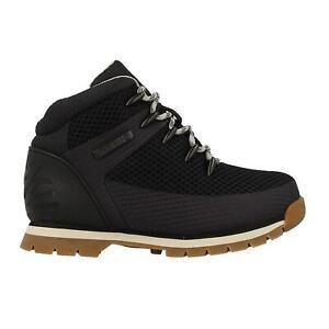 Eu 1 34 Fabric Euro niños caja estrenar 5 Boots Sprint en para Uk para Timberland qwPA7axA
