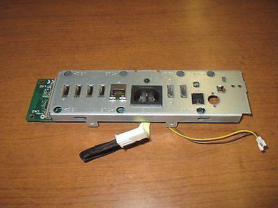GENUINE! DELL XPS 2710 I//O AUDIO USB HDMI PORT PANEL AC-IN POWER IN BOARD 9R92H