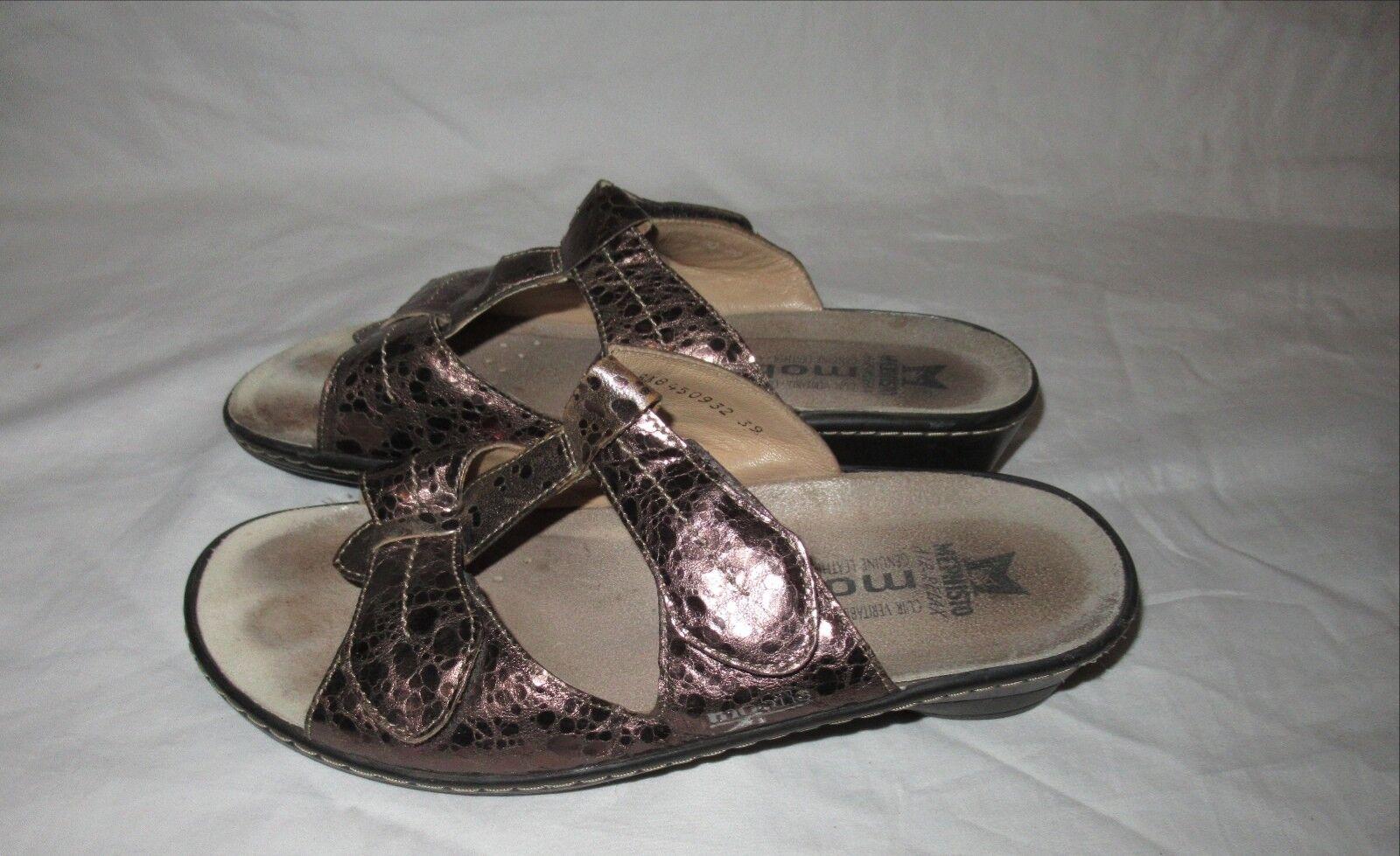 MEPHISTO MOBILS EU 39 39 39 nos 9 Charol T Correa OT Sandalias Gancho Bucle limpio  compras de moda online