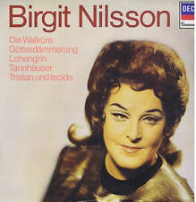 BIRGIT NILSSON Richard Wagner - LP Decca sigill sealed