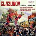 Glazunov: Complete Symphonies (CD, Oct-2013, 4 Discs, Brilliant Classics)