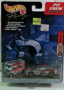 Hot-Wheels-Pit-Crew-2000-4-Sterling-Marlin-Kodak-Chevy-Monte-Carlo-1-64-Scale