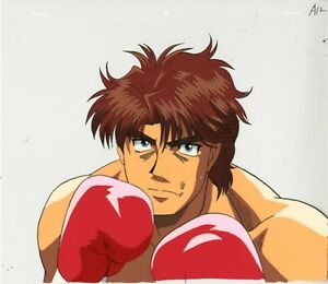 Hajime no ippo moves tekken