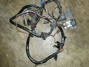 1981 corvette engine harness assembly | ebay  ebay