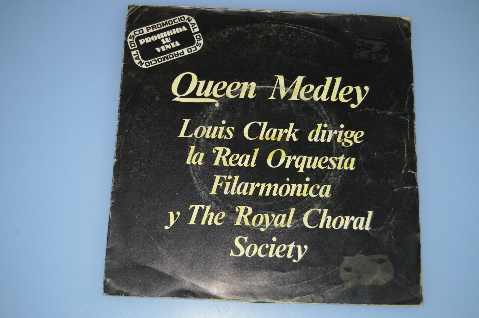 Royal Philharmonic Orchestra – Plays The Queen Collection. VINILO SINGLE 7