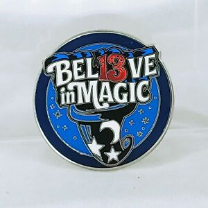 Disney-Pin-93933-Mystery-Collection-Believe-in-Magic-Logo