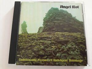 "ANGEL ROT ""UNLISTENABLE HYMNS.."" CD 1999 USA DOOM METAL STONER ROCK! venom"