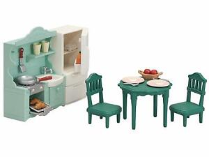 Epoch An Calico Critters Dining Room