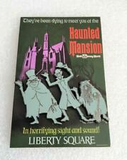 Liberty Square 18x24 11x14 13x19 Disney Haunted Mansion Poster 16x20 8x10