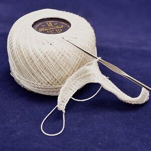 50g-Presencia-Fincrochet-Finca-3-ply-Crochet-Tatting-Lace-Cotton-Thread-Yarn