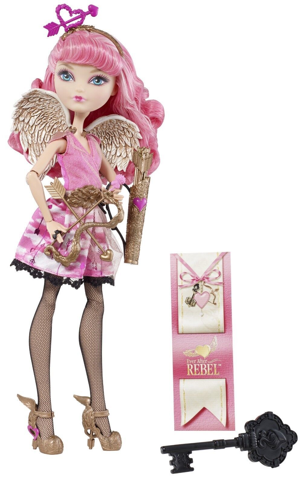 Ever After High C. A.Cupid Tochter Tochter Tochter von Eros REBEL OVP BDB09  |  Neuer Markt