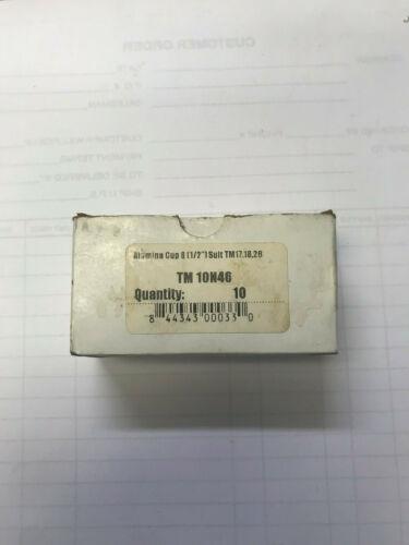 INWELD 10N46 TIG CUP 1-BOX OF 10