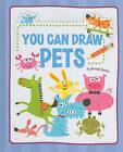 You Can Draw Pets by Brenda Sexton (Hardback, 2010)