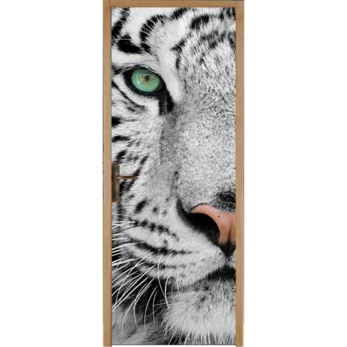 Sticker porte Tigre 410
