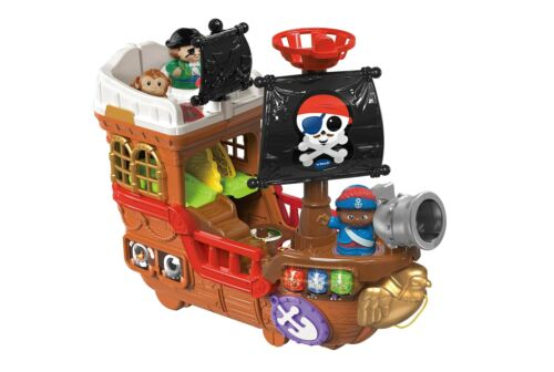Vtech 80-177873 Toot amis bateau pirate Multicolore facile-Open Packaging