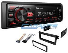 PIONEER BLUETOOTH CAR STEREO RADIO DIGITAL MEDIA RECEIVER W/ INSTALLATION KIT