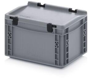 Eurobehaelter-30x20x18-5-mit-Deckel-Stapelbehaelter-Lagerbox-Stapelbox-300x200x185