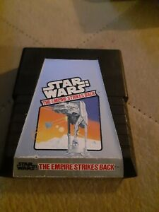 STAR WARS EMPIRE STRIKES BACK by PARKER BROTHERS for ATARI 2600 ▪︎FREE SHIP ▪︎