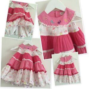 1276a73c4a8d Mamas   Papas Baby Girls Gorgeous Party Summer Dress 0-3 Months