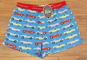 PETER-ALEXANDER-PJS-Mens-Boxer-Shorts-VINTAGE-RETRO-CARS-S-M-L-XL-BNWT-Cotton-PJ