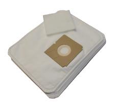 10 Staubsaugerbeutel für AEG Vampyr ACE 4101 Filtertüten Staubbeutel 2 Filter