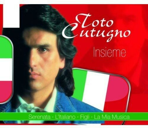 Toto Cutugno - Insieme [New CD] Germany - Import