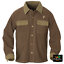 NEW-AVERY-OUTDOORS-HERITAGE-FLEECE-JAC-SHIRT-BUTTON-UP-LONG-SLEEVE thumbnail 2