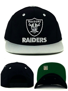 9cc768dfd7c Image is loading Oakland-Raiders-New-NFL-Proline-Vintage-Black-Gray-