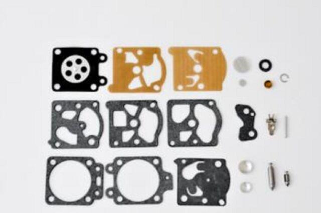 Edger Walbro K20-WAT Chainsaw Carburetor Rebuild Kit  K20-WAT Trimmer Blower