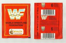 Merlin 1992 WWF 100 Packs 600 Stickers Hulk Hogan Undertaker Tatanka Razor